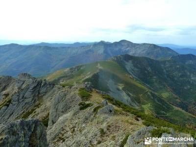 Ancares lucenses; viaje Puente noviembre; senderistas madrid excursiones de senderismo